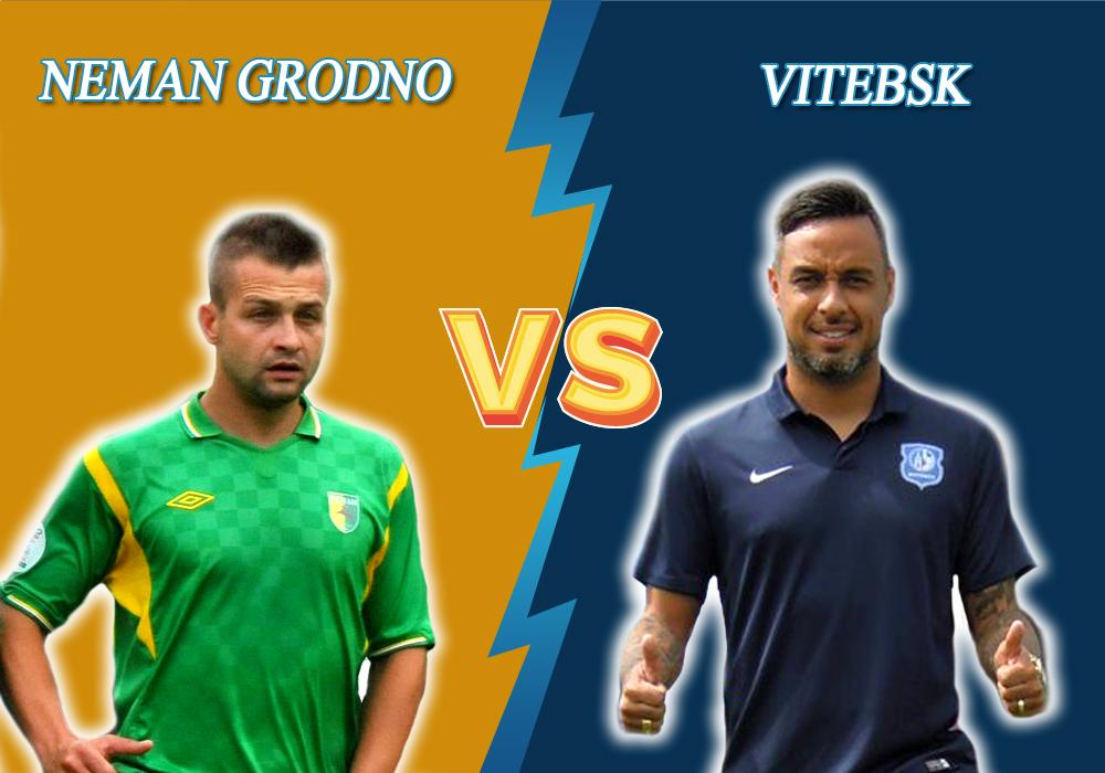 Neman-Grodno Vitebsk prediction