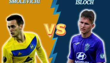 Smolevichi Isloch prediction