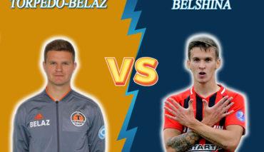 Torpedo-BelAZ Belshina prediction
