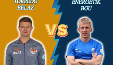 Torpedo-BelAZ Zhodino vs Energetik-BGU prediction