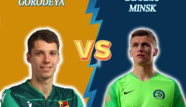 Gorodeya vs. Dinamo Minsk Prediction