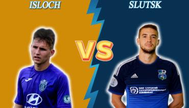 Isloch vs Slutsk prediction