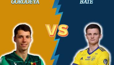 Gorodeya vs BATE prediction