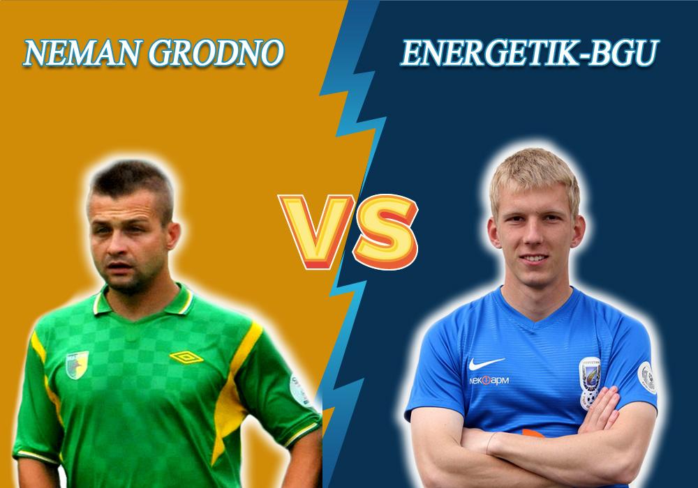 Neman vs Energetik-BGU prediction
