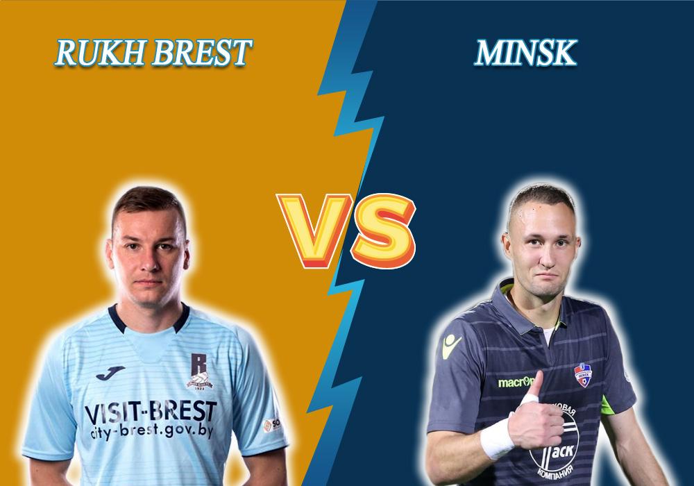 Rukh Brest vs Minsk prediction