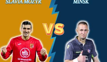 Slavia-Mozyr vs Minsk prediction