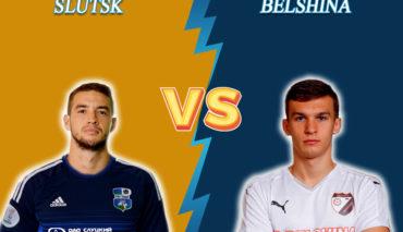 Slutsk vs Belshina Bobruisk prediction