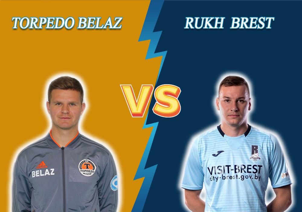 Torpedo-BelAZ Zhodino vs Rukh Brest prediction