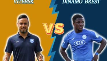 Vitebsk vs Dinamo Brest prediction