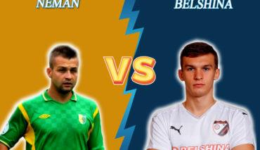 Neman Grodno vs Belshina Bobruisk prediction