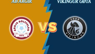 AB Argir vs Vikingur Gota prediction