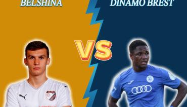 Belshina Bobruisk vs Dinamo Brest prediction