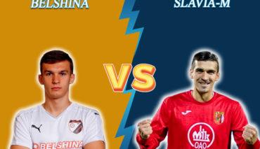 Belshina vs Slavia–Mozyr prediction