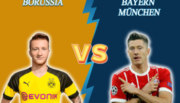 Borussia Dortmund vs Bayern prediction