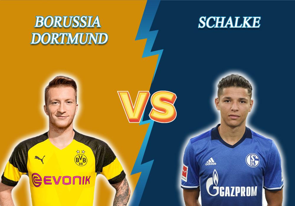 Borussia Dortmund vs Schalke prediction