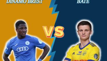 Dinamo Brest vs BATE prediction