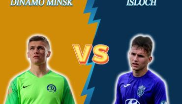 Dinamo Minsk vs Isloch prediction