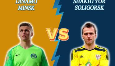 Dinamo Minsk vs Shakhter Soligorsk prediction