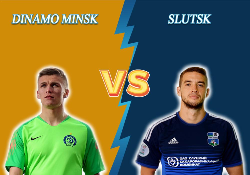 Dinamo Minsk - Slutsk prediction