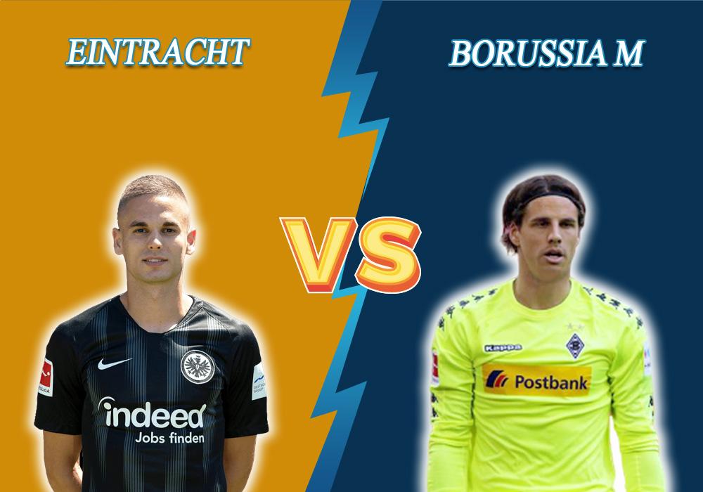 Eintracht Frankfurt vs Borussia Mönchengladbach prediction