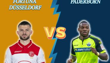 Fortuna Düsseldorf vs SC Paderborn prediction