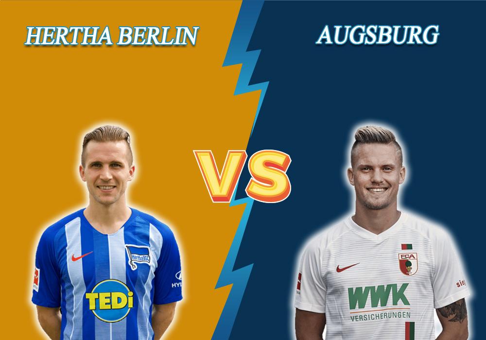 Hertha Berlin vs Augsburg prediction