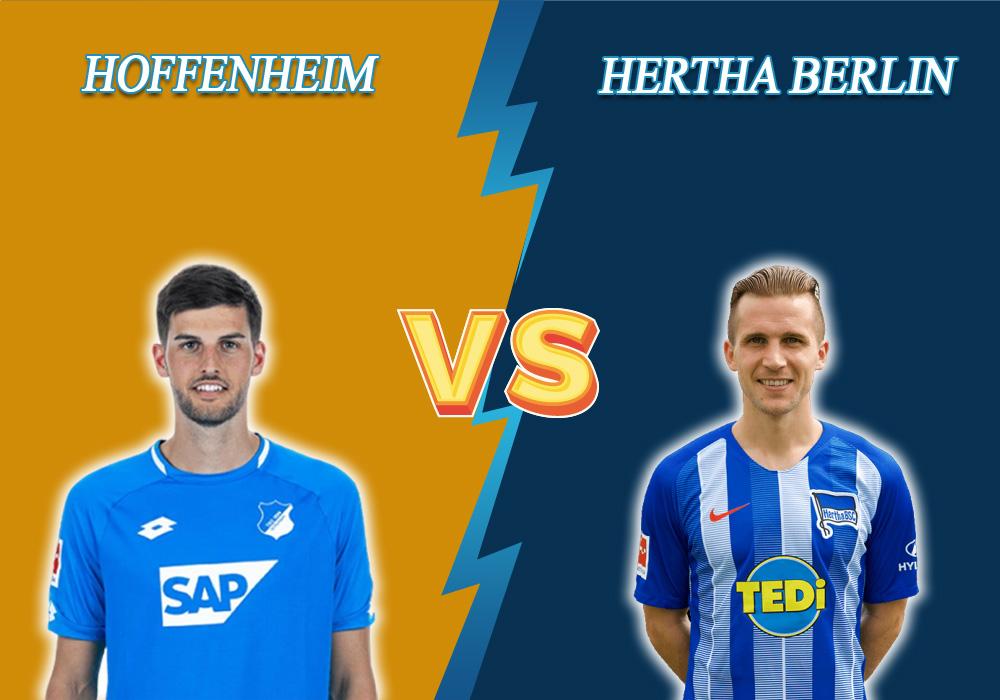 Hoffenheim vs Hertha BSC prediction