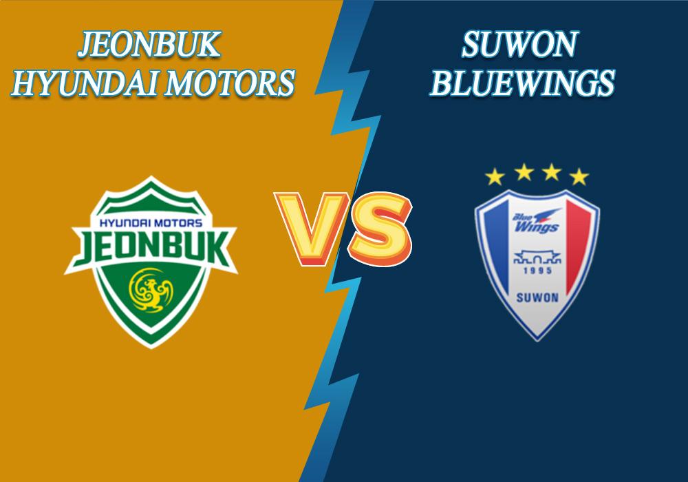 Jeonbuk Hyundai Motors vs Suwon Bluewings predictions