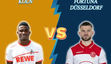 Koln vs Fortuna Dusseldorf prediction
