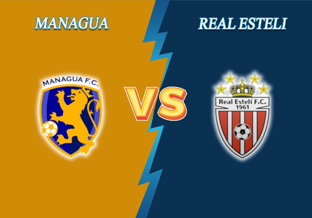 Managua vs Real Esteli prediction