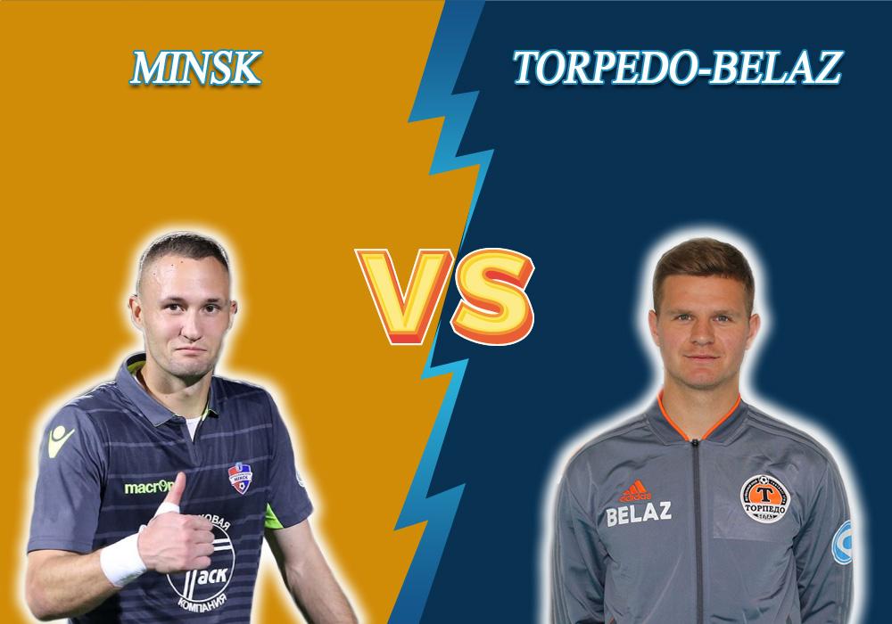 Minsk vs Torpedo-BelAZ Zhodino prediction