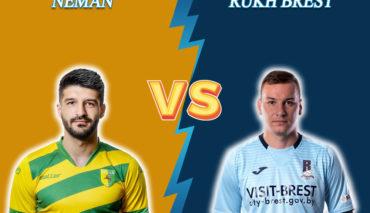 Neman Grodno vs Rukh Brest prediction