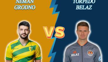 Neman vs Torpedo-BelAZ prediction