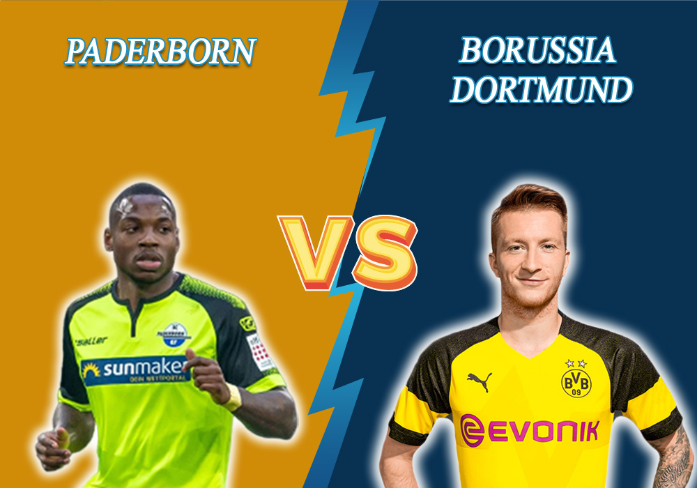 Paderborn 07 vs Borussia Dortmund prediction