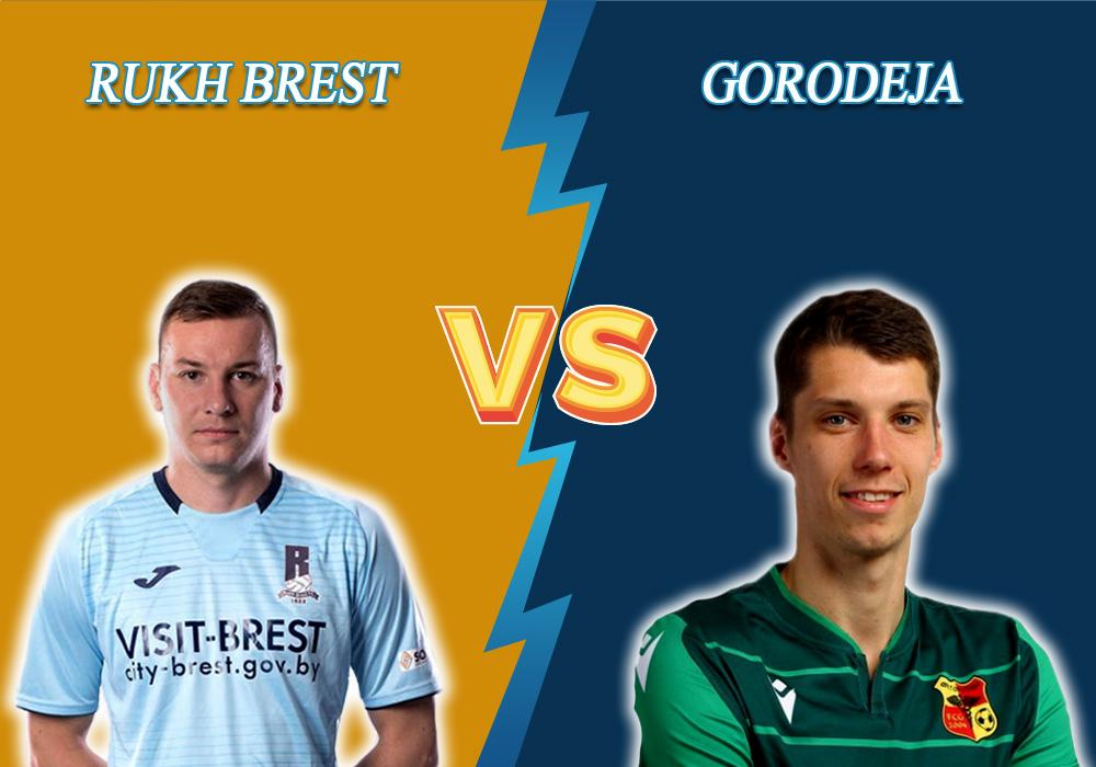 Rukh Brest vs Gorodeya prediction