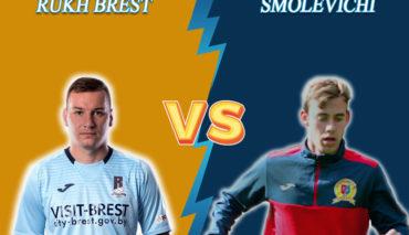 Rukh Brest vs Smolevichi prediction