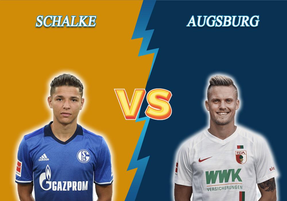 Schalke vs Augsburg prediction