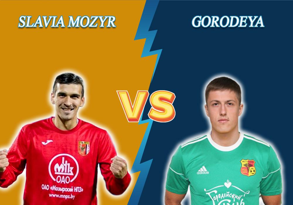 Slavia-Mozyr vs Gorodeya prediction