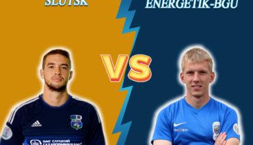 Slutsk vs Energetik-BGU prediction