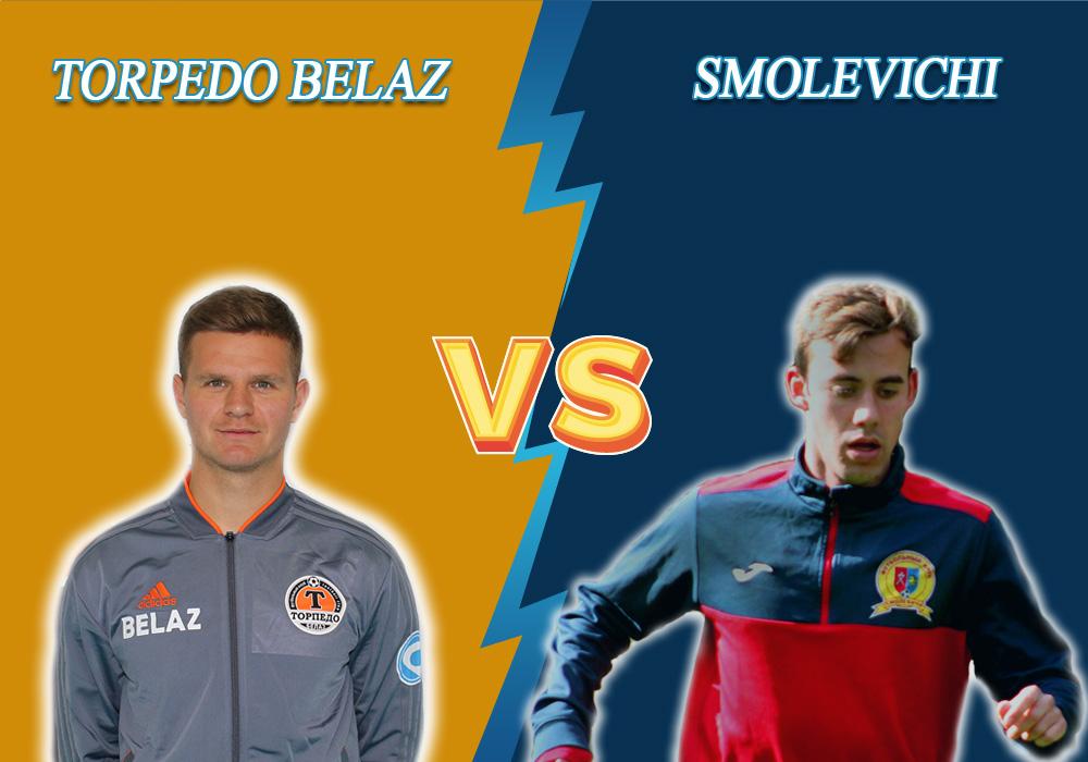 Torpedo–BelAZ vs Smolevichi prediction