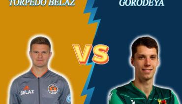 Torpedo-BelAZ vs Gorodeya prediction