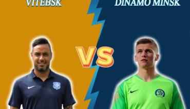 Vitebsk vs Dinamo Minsk prediction