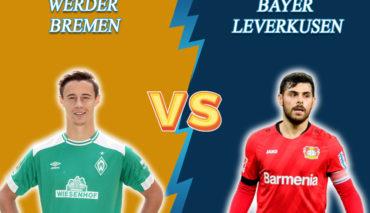 Werder vs Bayer Leverkusen prediction