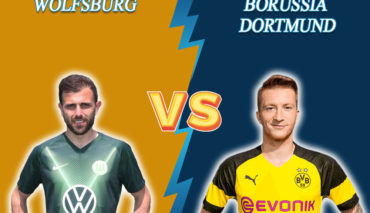 Wolfsburg vs Borussia Dortmund prediction