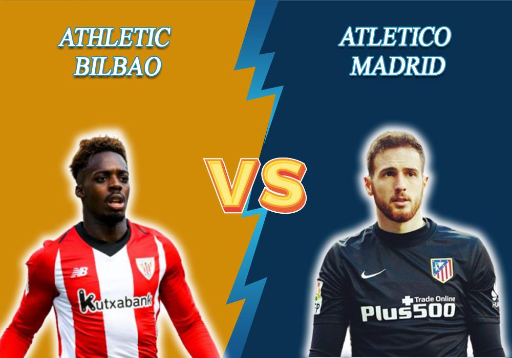Athletic Bilbao vs Atletico Madrid prediction