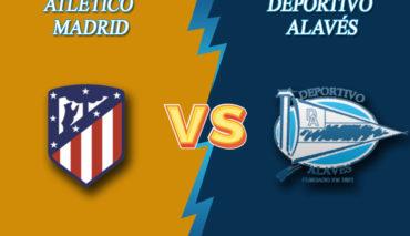 Atlético Madrid vs Deportivo Alavés prediction