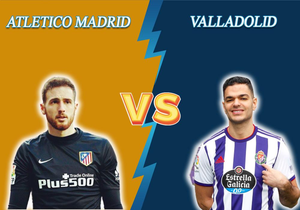 Atlético Madrid vs Real Valladolid prediction