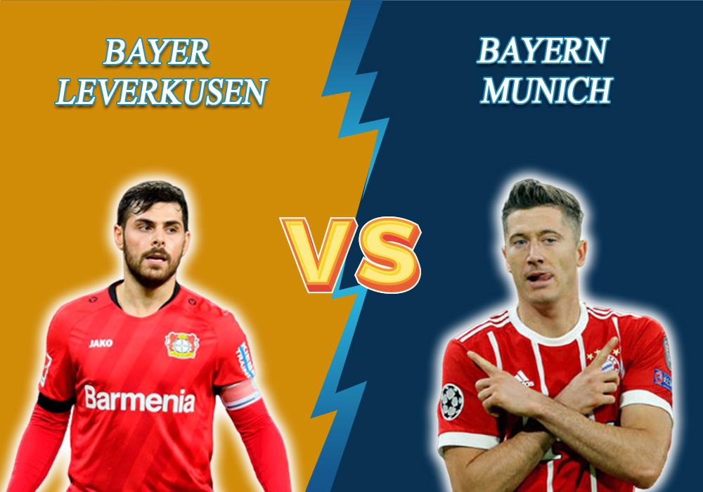 Bayer vs Bayern prediction