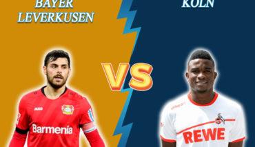 Bayer vs Köln prediction