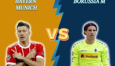 Bayern vs Borussia Mönchengladbach prediction